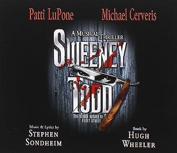 Stephen Sondheim Michael Cerveris Patti LuPone