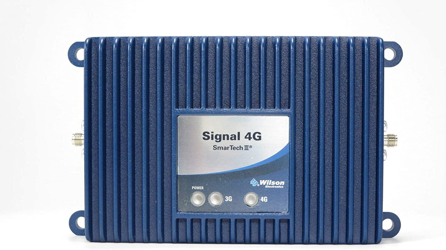 WilsonPro Signal 4G Direct Connect In-Line Booster Amplifier AC/DC Kit for M2M (Model 460119) (Renewed)