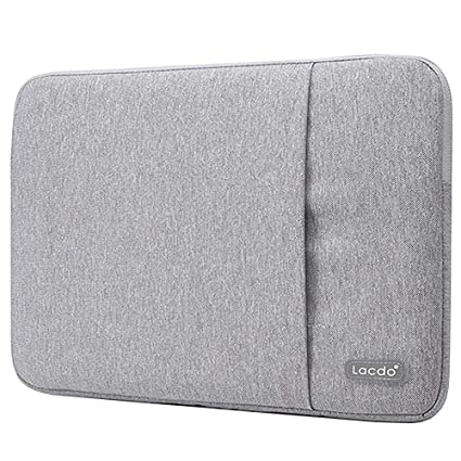 finest selection 5a84f 4f3b4 Lacdo 13 Inch Waterproof Fabric Laptop Sleeve Case Compatible Old MacBook  Air 13