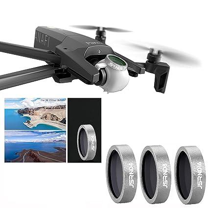 Amazon com : QKOO For Parrot Anafi Drone Camera Accessory