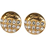 UBE71242 Guess Damen-Ohrringe vergoldetes Metall