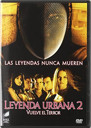 Leyenda urbana 2 [DVD]: Amazon.es: Jennifer Morrison, Joseph Lawrence, Jon Ottmann, Jennifer Morrison, Joseph Lawrence: Cine y Series TV