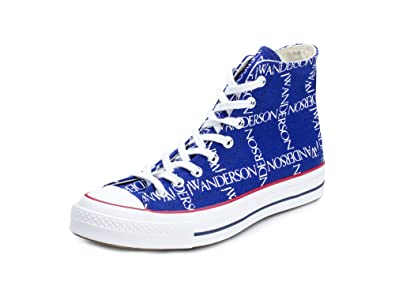 36f46fa138d Converse Mens Chuck 70 HI JW Anderson Blue White Synthetic Size 4