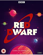 Red Dwarf - Complete Series 1-8