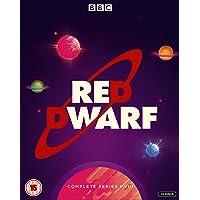 Red Dwarf - Complete Series 1-8