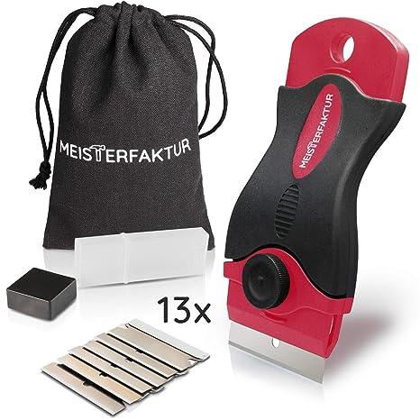 Meisterfaktur - Rasqueta de vitrocerámica para horno, cocina ...