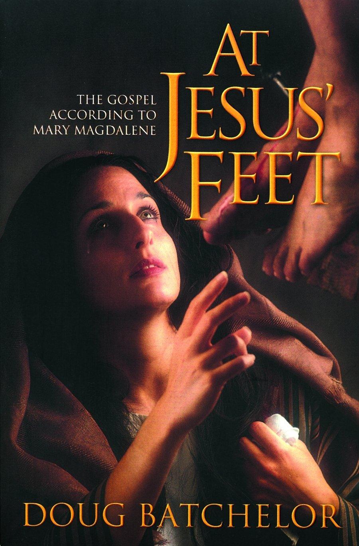 Read Online At Jesus Feet: The Gospel According to Mary Magdalene pdf epub