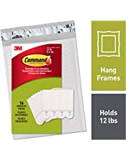 command PH204-16NA Value Pack Picture Hanging Strips, Medium, White
