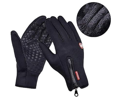 Breathable Non-slip Rock Climbing Riding Touch Screen Full-finger Gloves OK 02