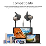 Headphones,CHSMONB In Ear Earbuds Headphones