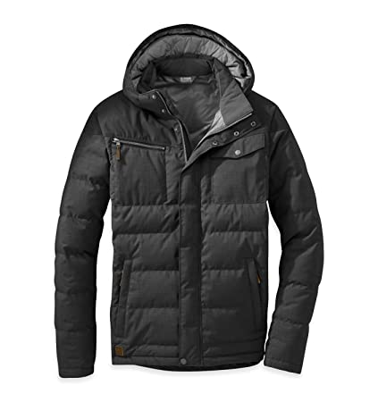 3d901f15f43 Amazon.com  Outdoor Research Men s Whitefish Down Jacket  Sports ...
