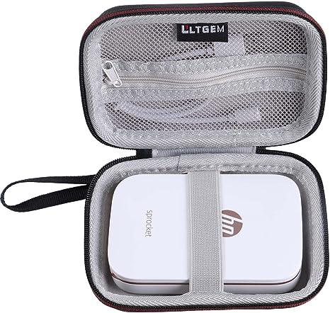 LTGEM EVA Estuche duro Cubrir Transporte de viajes Case para HP ...