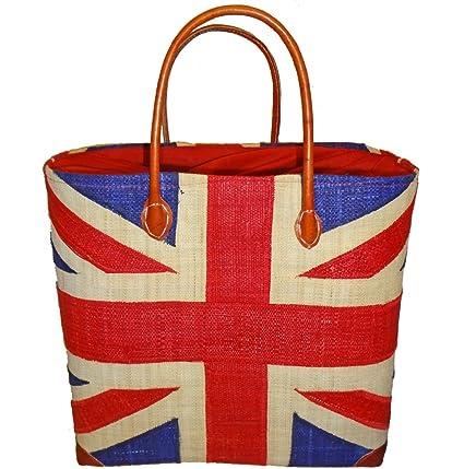 f0971d6d8f1 Amazon.com: English Market Tote Bag, Handmade, From Madagascar ...