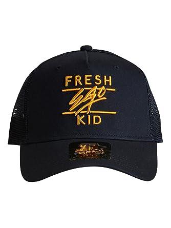 Fresh Ego Kid Hombre Gorra de camionero de malla, Azul, One Size ...