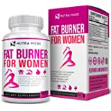 Natural Weight Loss Pills for Women-Best Diet Pills that Work Fast for Women-Appetite Suppressant-Thermogenic Belly Fat Burne