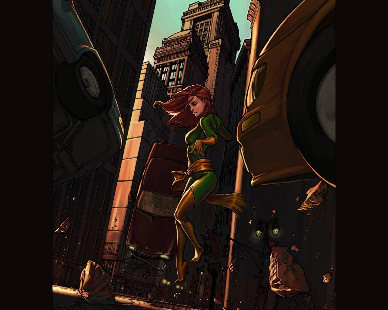 Posterhouzz Comics Jean Grey Phoenix X Men Marvel Hd