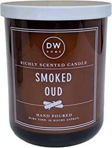 DW Home Large Smoked Oud Scented Candle