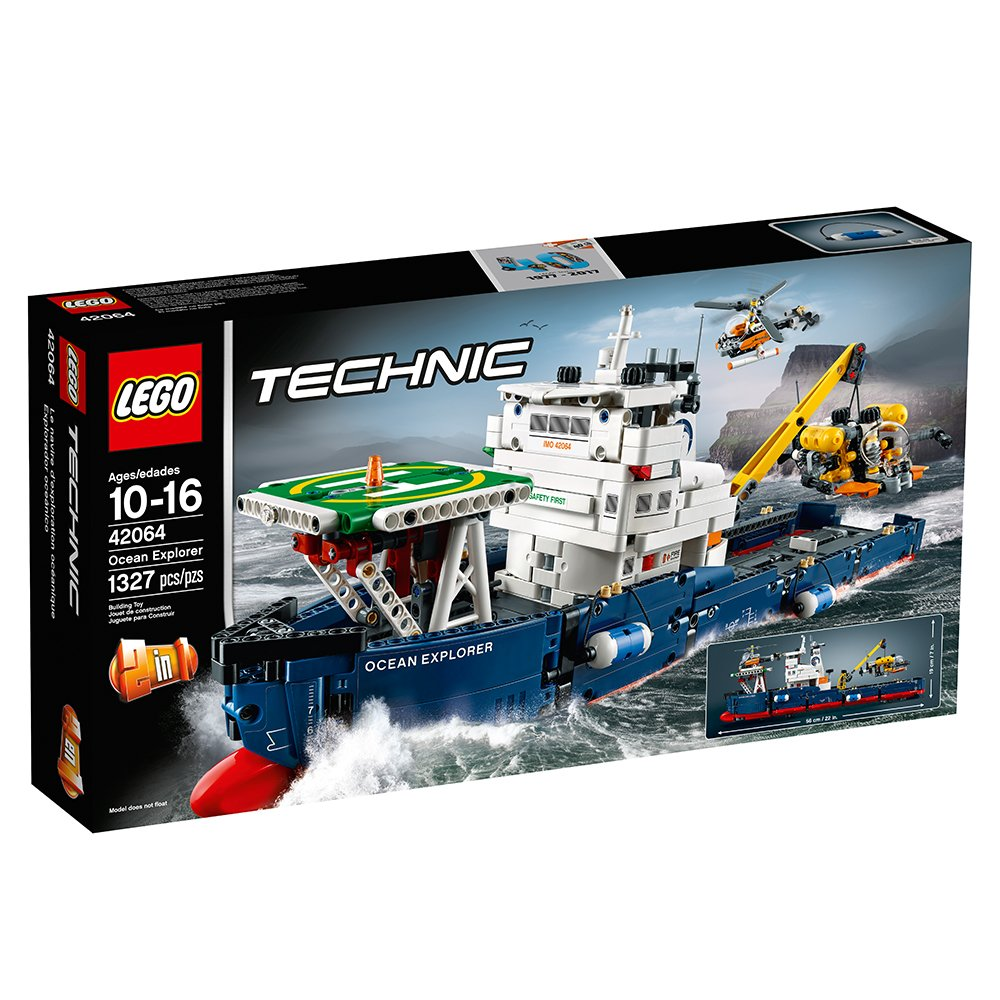 Top 9 Best LEGO Boat Sets Reviews in 2020 2