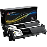 Arthur Imaging Compatible Replacement Combo Set for Brother TN630 TN660 (2 High Yield Black Toner Cartridge, 2-Pack)