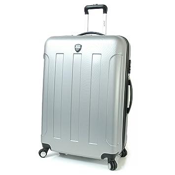 b39032dfdf Jeep Miami Cabin Suitcase (L M S) - 10 years warranty! (L, Silver ...