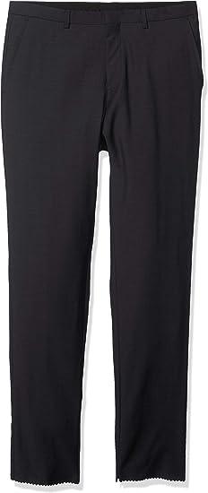 Hugo Boss Pantalones De Corte Ajustado Pantalones Para Vestir Para Hombre Amazon Com Mx Ropa Zapatos Y Accesorios