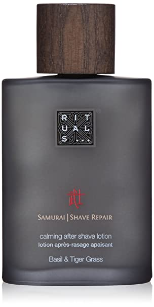 rituals after shave