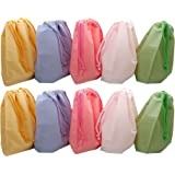 Amazon.com: Bolsas de regalo con cordón de 15 quilates para ...