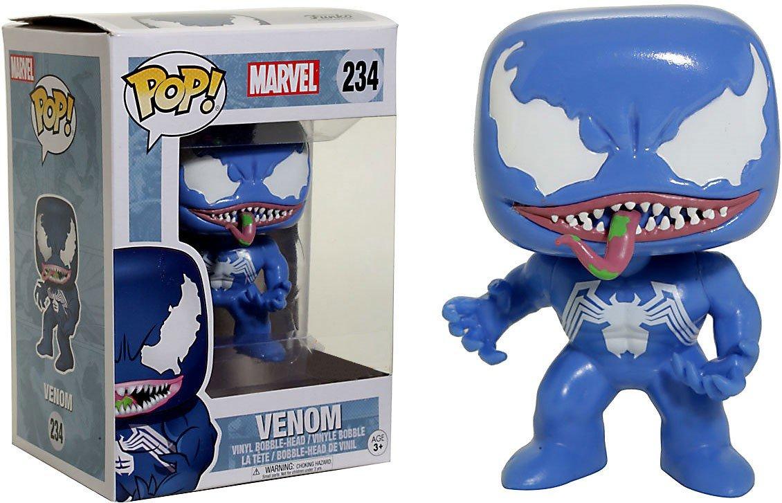 Funko Pop Marvel Venom  234 (Blue Exclusive) - tema candente