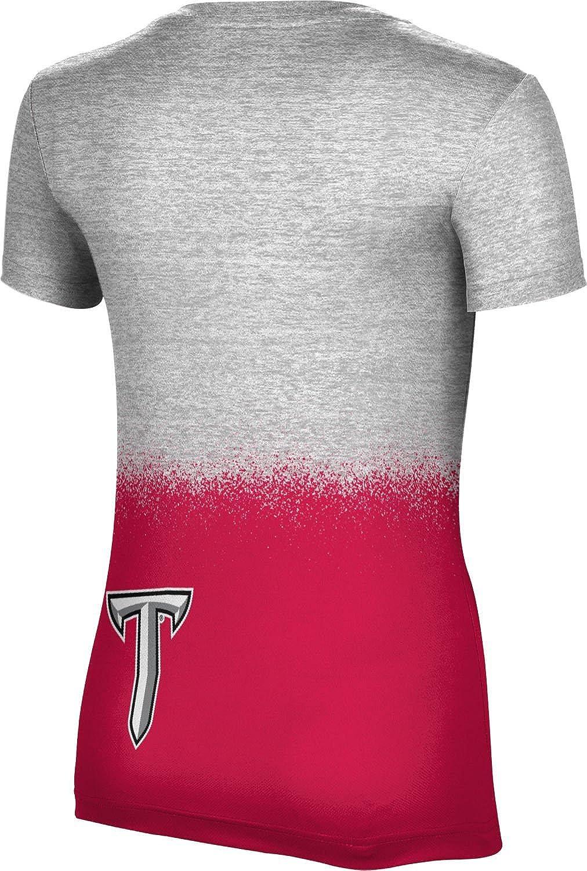 ProSphere Troy University Girls Performance T-Shirt Spray Over