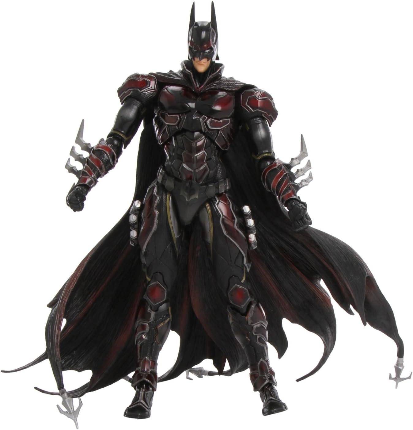 Square Enix DC Comics Variant Play Arts Kai Batman Red Costume Action Figure
