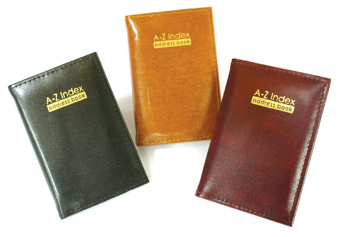 Tallon Pocket Executive Padded Address Book