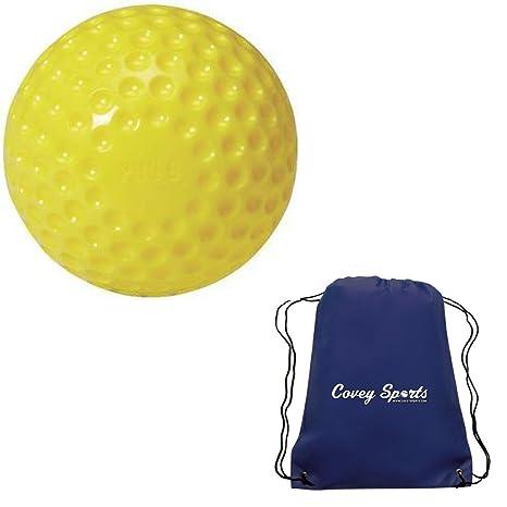 ProNine - Pelotas de softball sin costuras con hoyuelos para ...