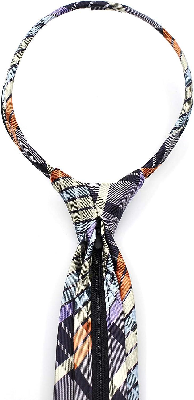 The Dortmund Washable Boys Zip Tie
