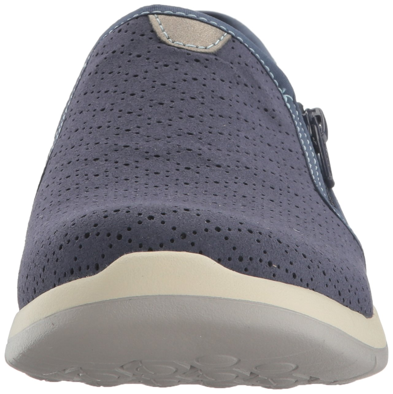 Aravon Women's Wembly Side Zip Fashion Sneaker B01IU50UVA Fashion Fashion Fashion Sneakers 4e20c8
