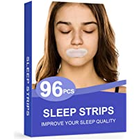 96PackS Mouth Tape for Sleeping, Sleep Mouth Strips for Sleeping Quality Improvement,Mouth Breathing Tape for Better…