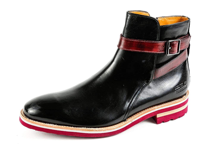 Melvin  Hamilton Herren Tom 6 Boots SchwarzMelvin Hamilton Herren Boots Schwarz