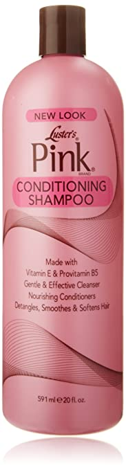 1159ba295a05c Luster's Pink Conditioning Shampoo, 20 Ounce