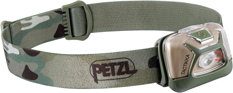 Petzl Ultra-Compact Headlamp Black E89AHB N2 Headlamp 250 lumens TACTIKKA