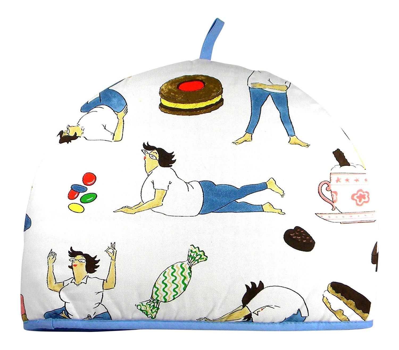 Yoga & Calories Tea Cosy simpli-special