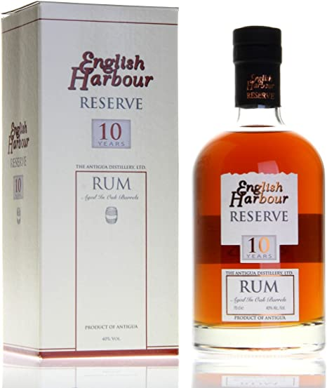 English Harbor Reserve 10 Years Old Rum 40% Vol. 0,7L in ...
