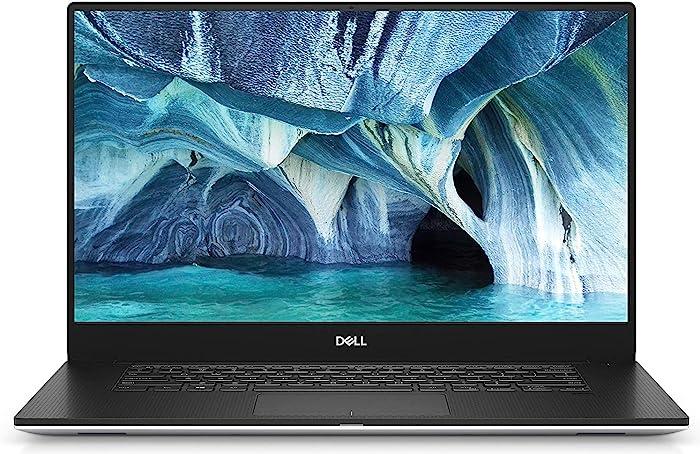 Dell XPS 15 7590 15.6 Inch 4K UHD Non-Touch 512GB SSD 2.6GHz i7 16GB RAM (6-Core i7-9750H, NVIDIA GTX 1650, Windows 10 Home) Silver XPS7590-7992SLV-PUS