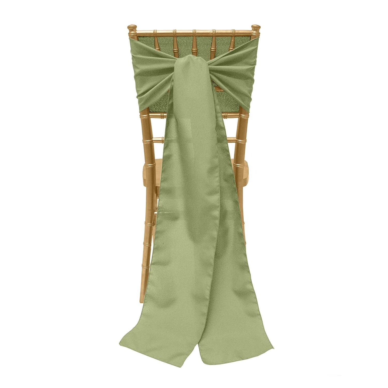 Ultimate Textile - Corbata de poliéster para Silla, 20,3 x 25,4 cm ...