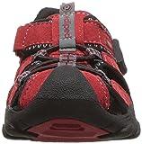 pediped Boys' Canyon Water Shoe, red, 28 Regular EU