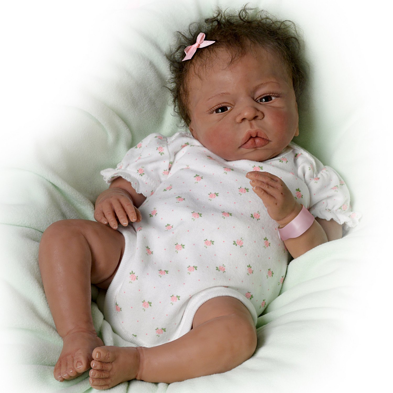 Donna Lee Baby Doll: So Blessed So Truly Real Newborn Baby Doll by The Ashton-Drake Galleries by The Ashton-Drake Galleries