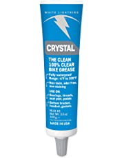 White Lightning Crystal Grease Biodegradable, Non-Toxic Grease Tube Tub (3.5-Ounce)