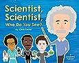 Einstein, Einstein, Who Do You See?