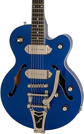Epiphone Limited Edition wildkat Azul Royale Guitarra Eléctrica ...