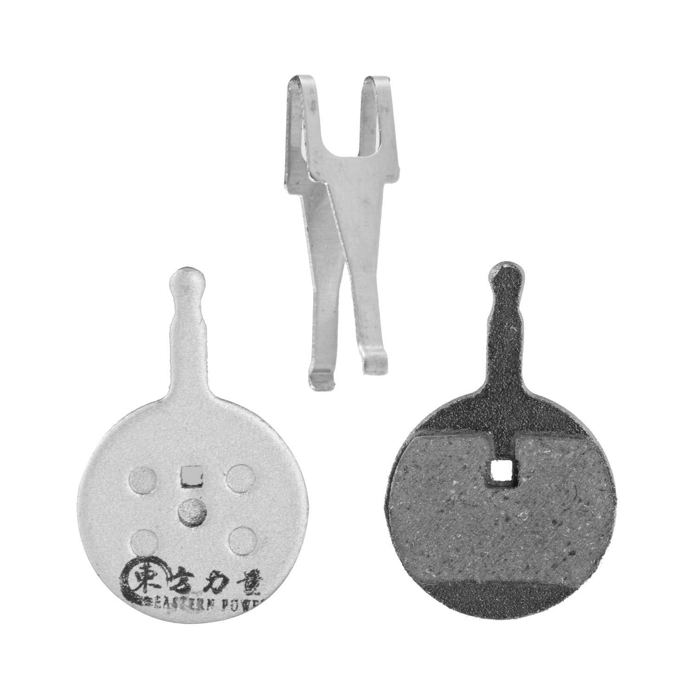 EASTERN POWER 2 Pares Pastillas de Freno para Avid BB5 Promax Resina//Semi-met/álico