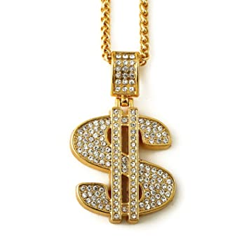 pinterest gold pendant mesh necklace big pin stones with cz jewellery