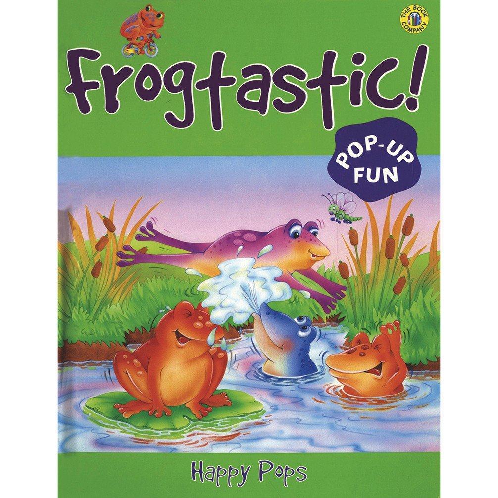 Pop-Up Fun Frogtastic